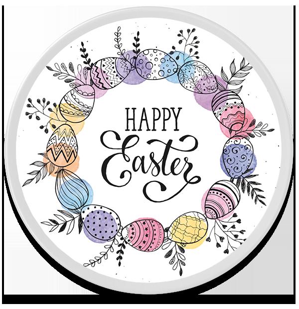 "Individuelle Bonbondose ""Happy Easter"""