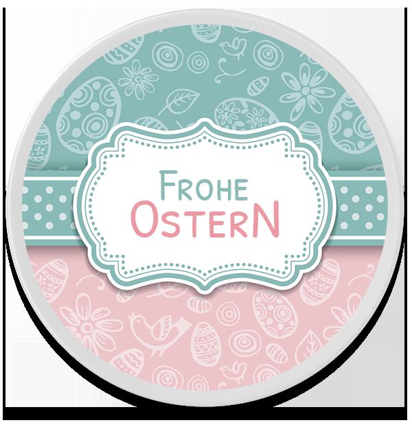 """Individuelle Bonbondose """"Frohe Ostern"""""""