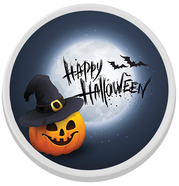 "Individuelle Bonbondose ""Halloween"""
